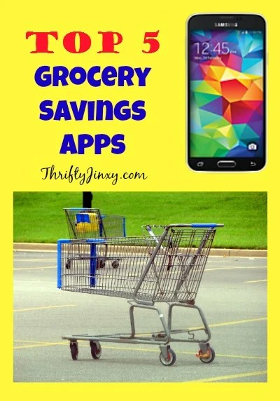 Top 5 Grocery Savings Apps