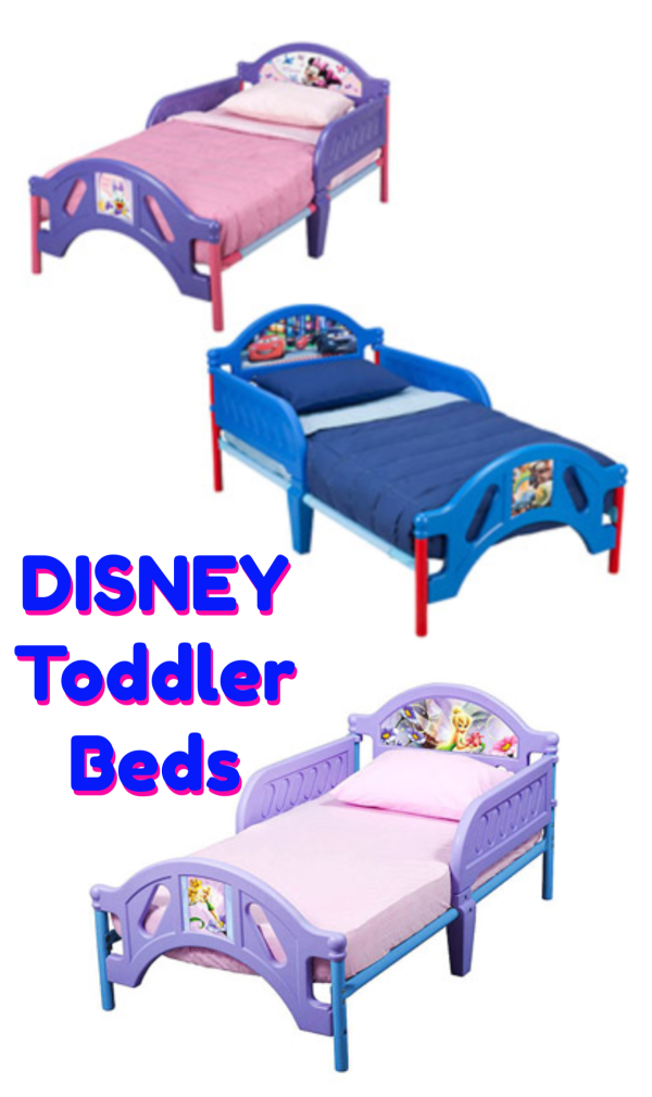 Disney Toddler Beds