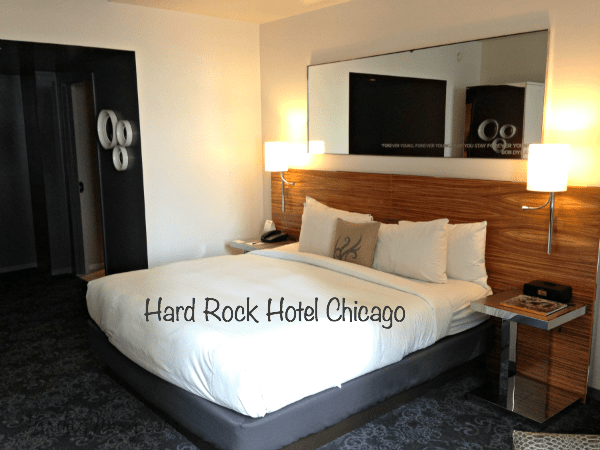 Hard Rock Hotel Chicago Review