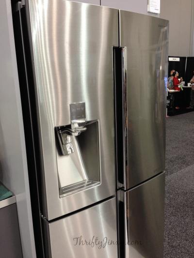 Samsung Chef Collection Refrigerator