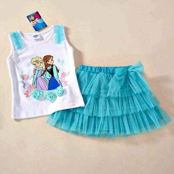 jane frozen tutu and tank