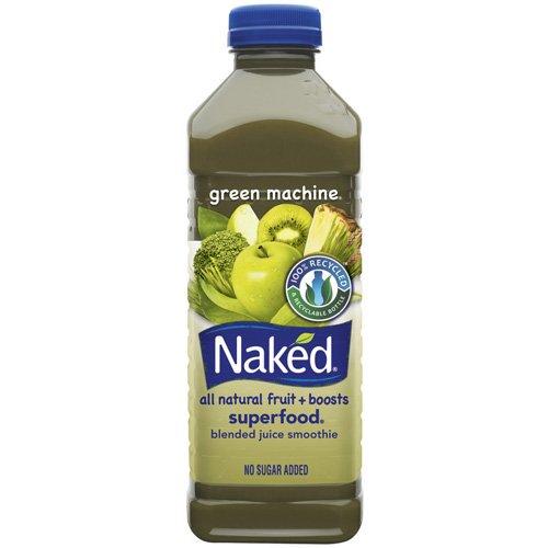 naked green machine