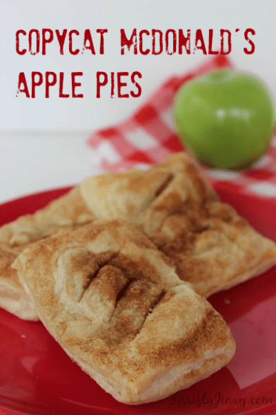 Copycat McDonalds Apple Pies Recipe