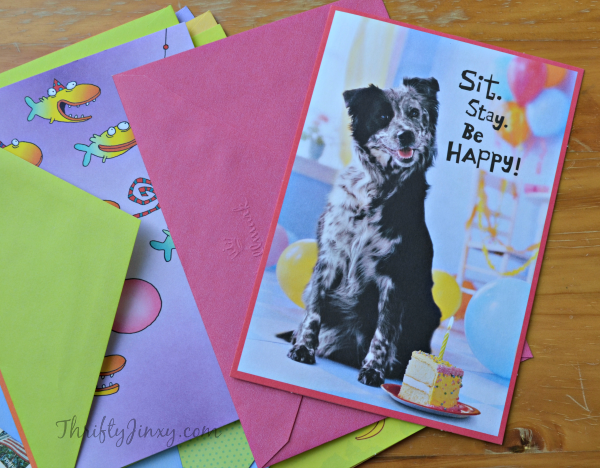 Hallmark Value Cards Dog Card #ValueCards #shop