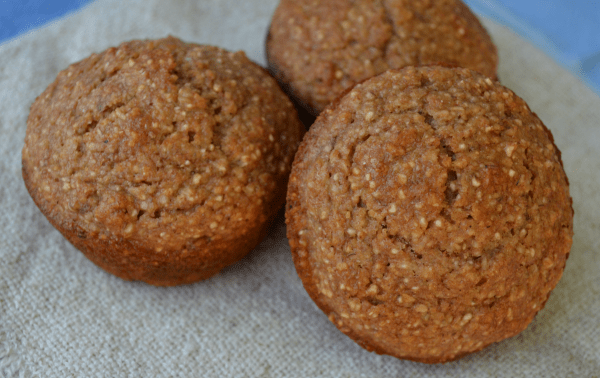 7-Grain Cereal Muffin Recipe