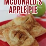 Copycat McDonalds Apple Pie Recipe