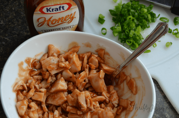 Mac and Cheese Barbecue Chicken Pizza Recipe KRAFT