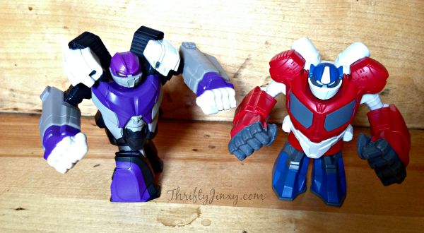Transformers Battle Masters Alone