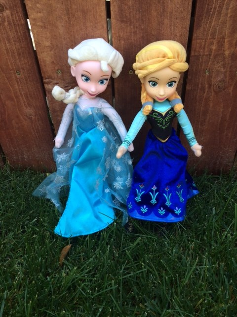 jane frozen plush dolls