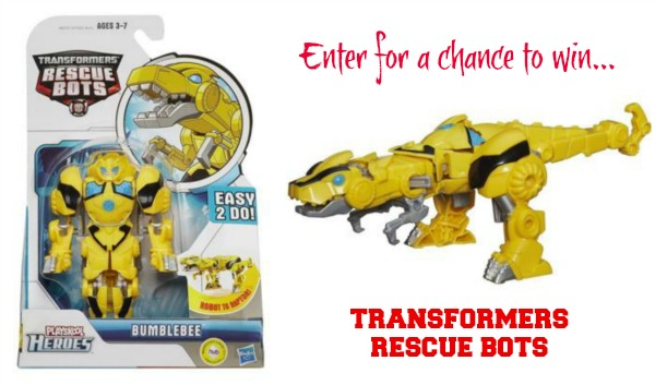 transformer giveaway