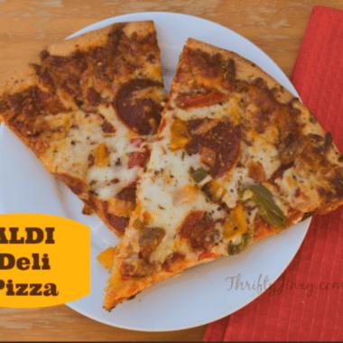 Aldi Deli Pizza