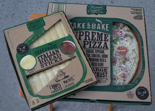 Aldi Pizza Breadsticks