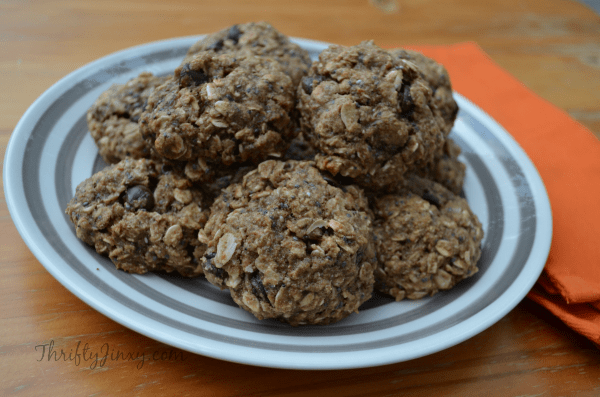 Chia Seed Cookies Recipe with Chocolate Chips