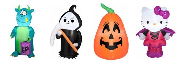 Halloween Air Blown Inflatable Decor