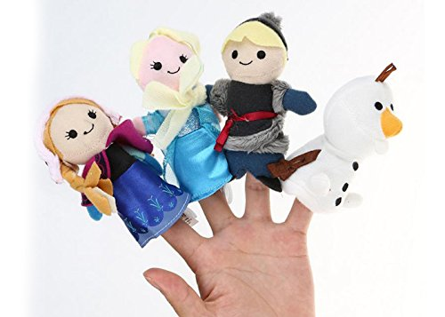amazon frozen finger puppets
