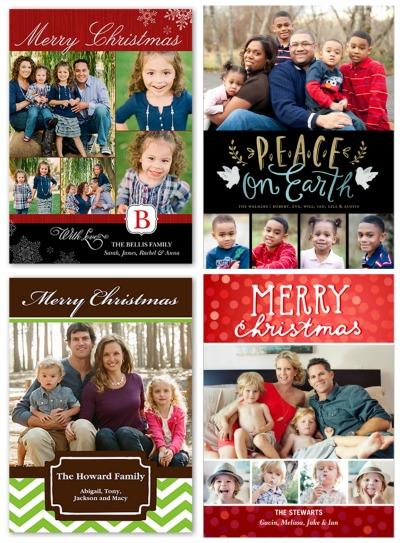 Christmas Photo Card Deals