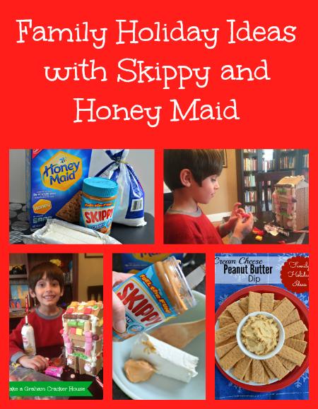 Family Holiday Ideas with Skippy and Honey Maid
