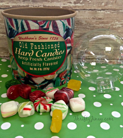 Hard Candy Ornament Supplies