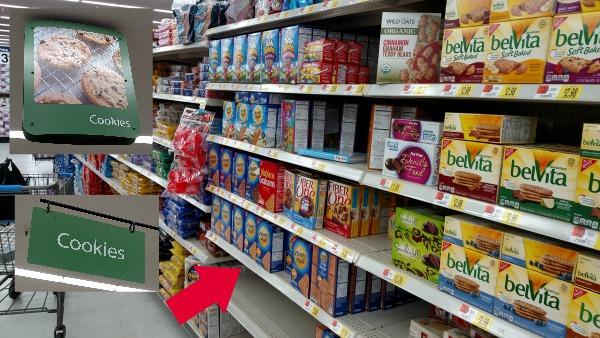 Honey Maid Graham Crackers at Walmart