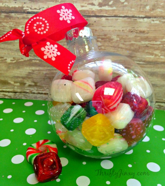 Old Fashioned Hard Candy Ornaments