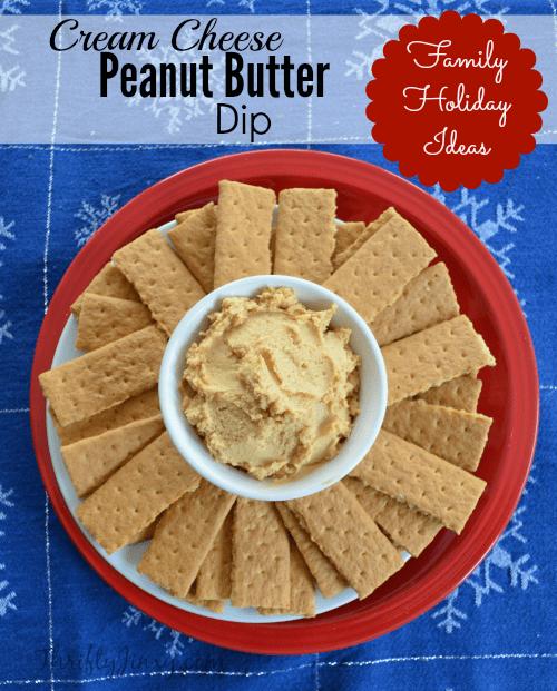 Peanut Butter Cream Cheese Dip Recipe