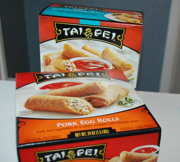 Tai Pei Egg Rolls and Spring Rolls
