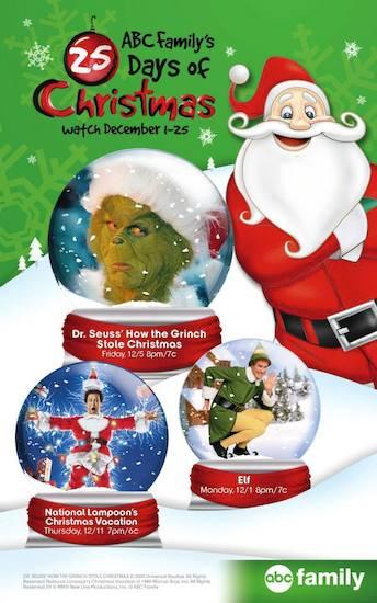 ABC 25 Days of Christmas