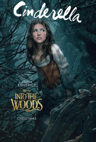 Anna Kendrick Into the Woods One Sheet