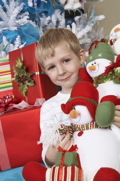 Christmas Presents Boy