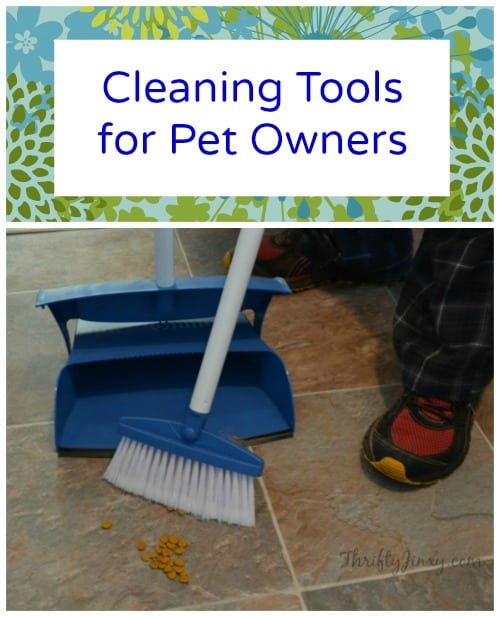 Cleaning Tools for Pet Owners