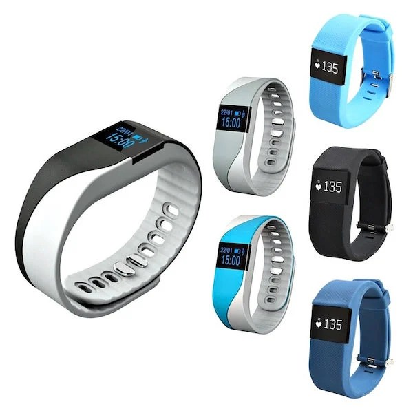 Digital Bluetooth Health Tracker