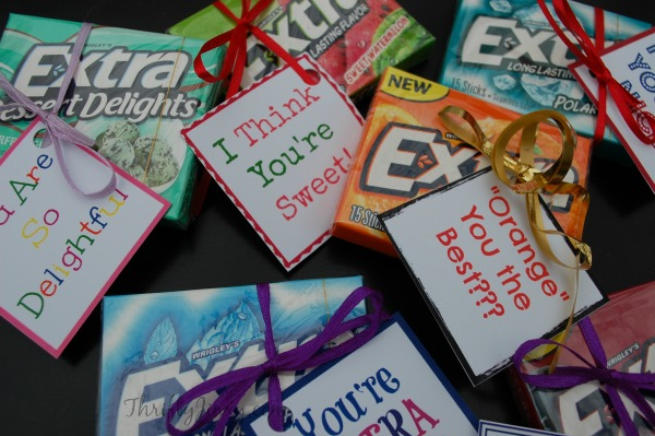 Extra Gum Gifts