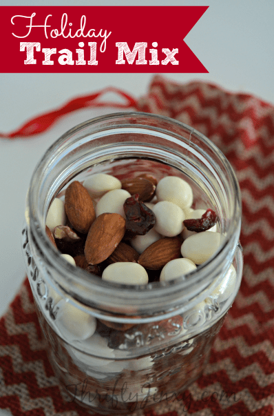 Holiday Trail Mix