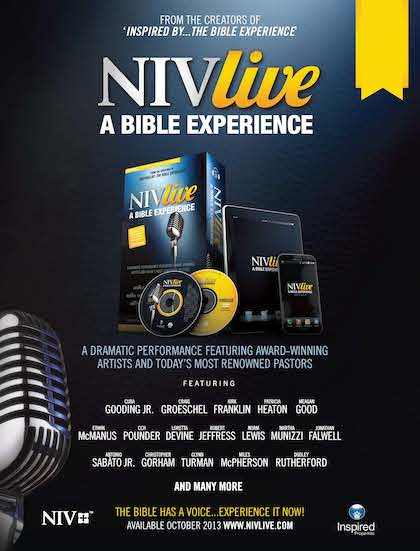 NIV Live Digital Bible Review
