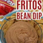 Copycat Fritos Bean Dip