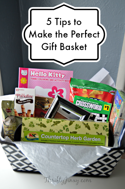 Gift Basket Tips