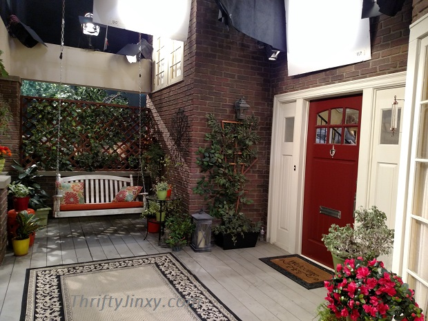 Melissa and Joey Front Door