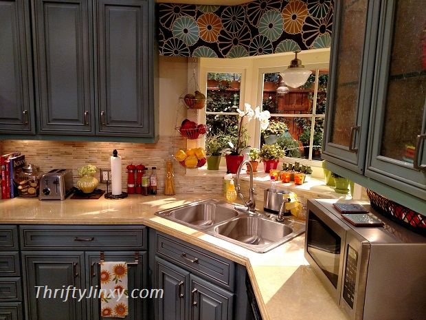 Melissa and Joey Kitchen