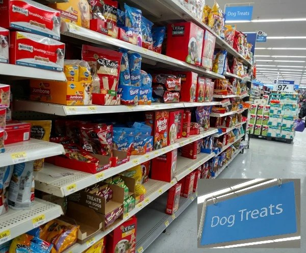 Milkbone, Pup-Peroni and Milo's Kitchen at Walmart #TreatThePups