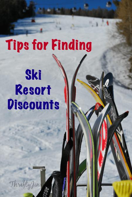 Find Ski Resort Discounts