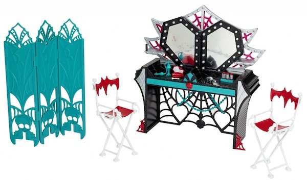 Monster High Dressing Room Set
