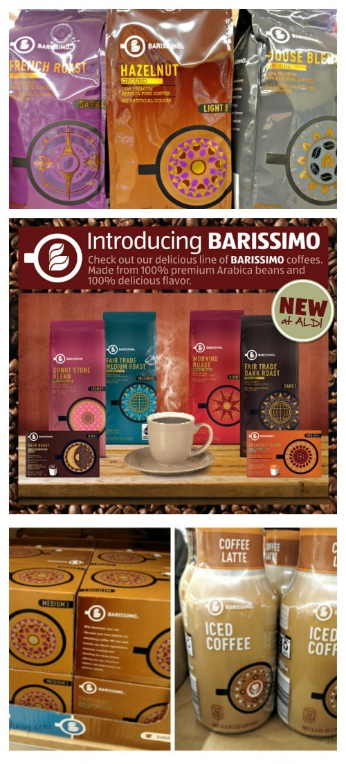 Aldi Barissimo Coffee Line - Everything you want to know about Barissimo Coffee from Aldi!