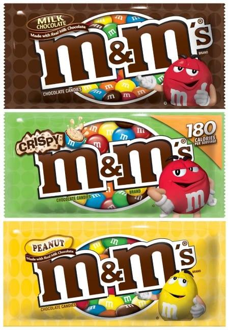 M&M's Varieties