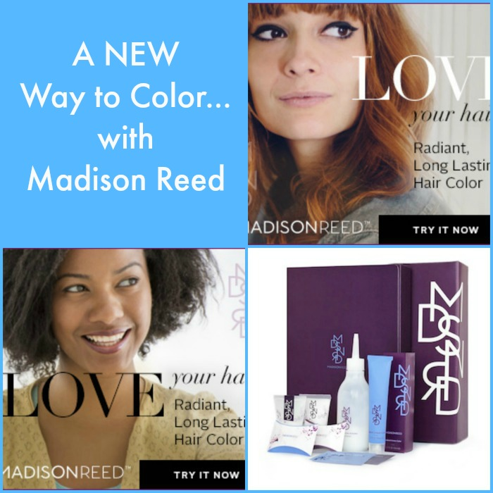 Madison Reed Home Hair Color