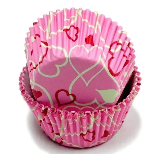 Valentine Cupcake Wrappers