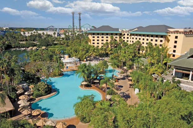 Universal Orlando Resorts UOR