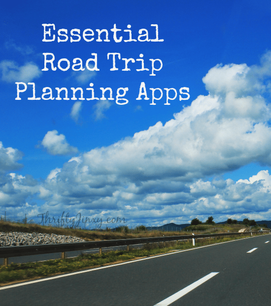 Essential Road Trip Planning Apps