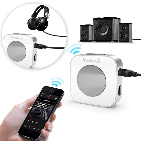 Inateck Bluetooth Audio Receiver