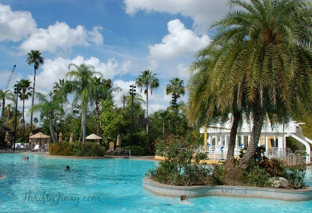 Loews Royal Pacific Resort at Universal Orlando Pool