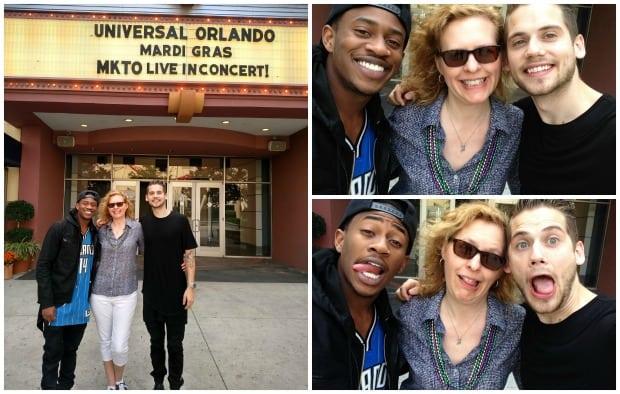 MKTO Chrysa Universal Orlando
